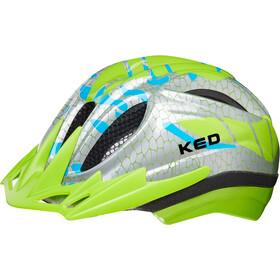 KED Meggy K-Star Helmet Kinder green